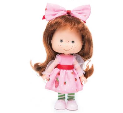 Boneca Moranguinho com Cheirinho - Estrela
