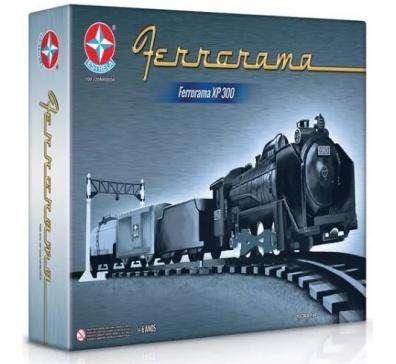 Ferrorama XP 300 - Estrela - Coleção Anos 80