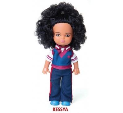 Mini Boneca Kessya - Estrela
