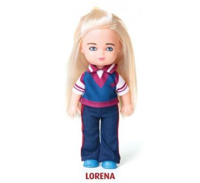 Mini Boneca Lorena - Estrela