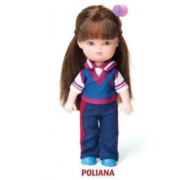 COLEÇÃO 4 Mini Bonecas Turma da Poliana - Estrela