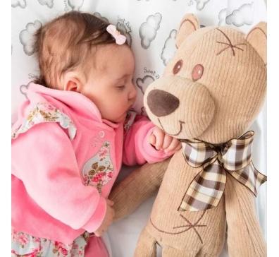 Soft & Friends Ursinho Estrela Baby - Estrela