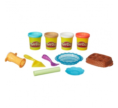MASSINHA PLAY-DOH! TORTAS DIVERTIDAS