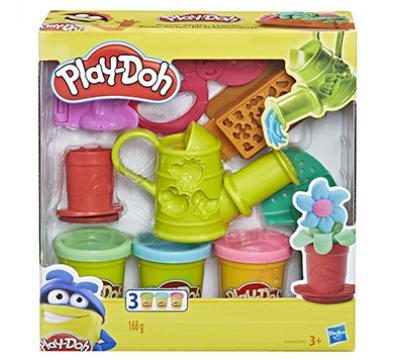 MASSINHA PLAY-DOH KIT DE JARDINAGEM/E3564 HASBRO