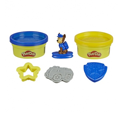 MASSINHA PLAY-DOH PATRULHA CANINA MYSTERIES/E7505