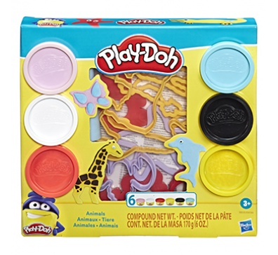 MASSINHA PLAY-DOH BICHINHOS /E8535